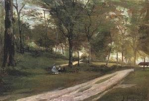 In the Forest, Saint-Cloud II