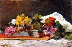 Paul Gauguin - Bouquet of Flowers I