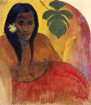 Paul Gauguin - Tahitian Woman I