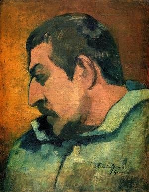 Paul Gauguin - Self Portrait I