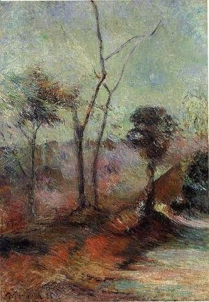Paul Gauguin - Landscape