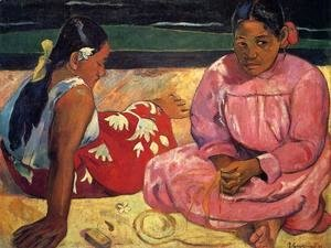 Paul Gauguin - Women of Tahiti