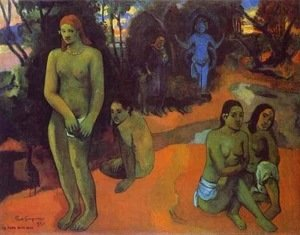 Paul Gauguin - Delectable Waters
