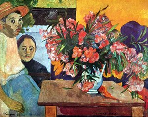 Paul Gauguin - Flowers of France