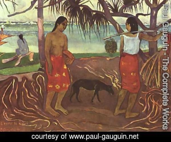 Paul Gauguin - I Rare You Oviri