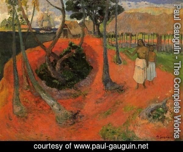 Paul Gauguin - Idyll in Tahiti