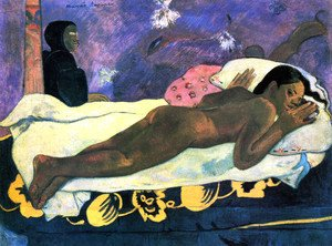 Paul Gauguin - Spirit of the Dead Keeps Watch