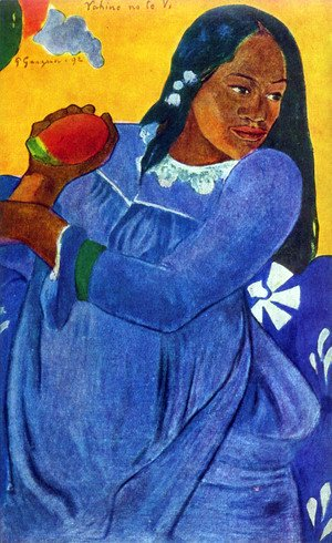 Paul Gauguin - Tahiti with Mango