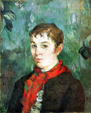 Paul Gauguin - The Boss's Daughter