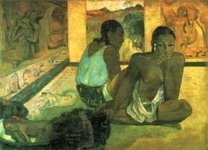 Paul Gauguin - The dream