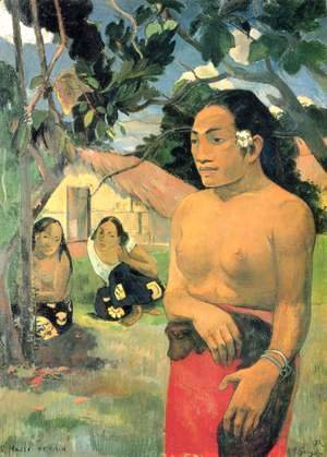 Paul Gauguin - Where you go