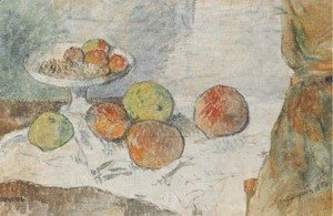 Paul Gauguin - Nature morte au compotier