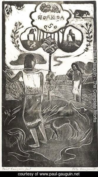 Paul Gauguin - Noa Noa