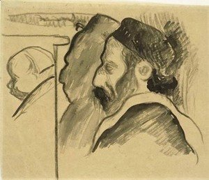 Paul Gauguin - Portraits of Meyer de Haan and Mimi