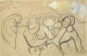 Paul Gauguin - Untitled