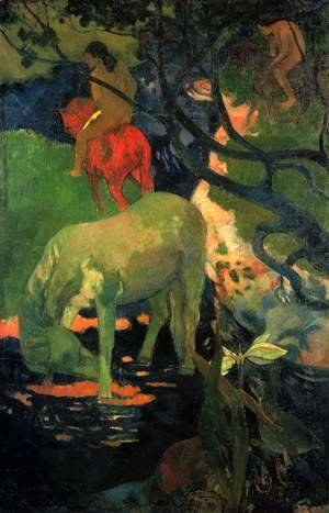 Paul Gauguin - The mold