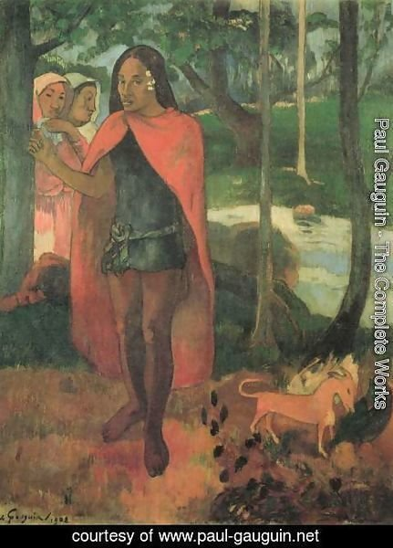 Paul Gauguin - The Wizard of Hiva-Oa