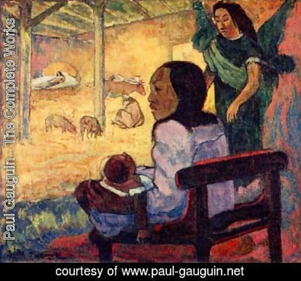 Paul Gauguin - Birth (Be Be)