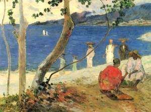 Paul Gauguin - Coast