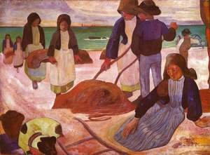 Paul Gauguin - Tang collectors