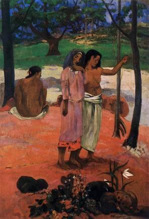 Paul Gauguin - The Calling