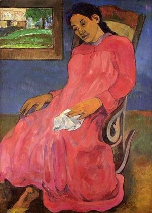 Paul Gauguin - Melancholic