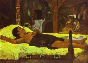 Paul Gauguin - Nativity