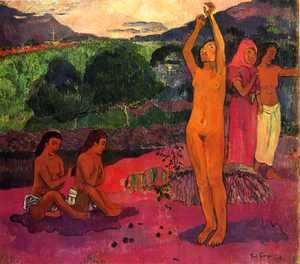 Paul Gauguin - The Invocation