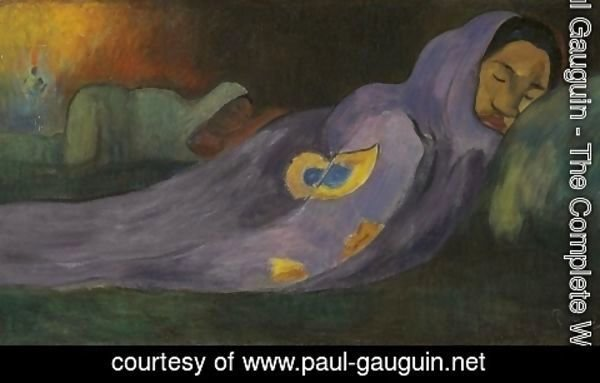 Paul Gauguin - The dreaming