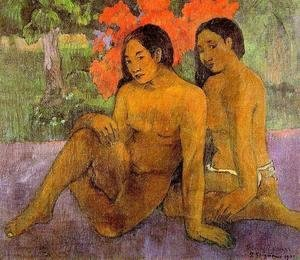 Paul Gauguin - And The Gold Of Their Bodies