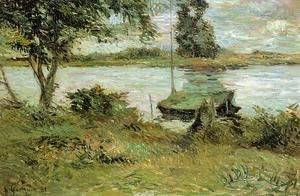 Paul Gauguin - Banks Of The Oise
