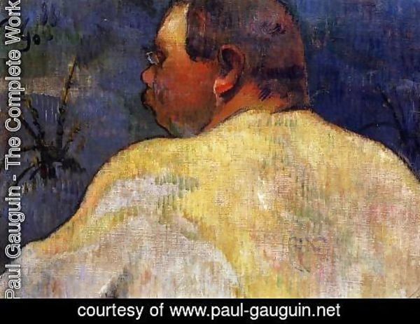 Paul Gauguin - Captain Jacob