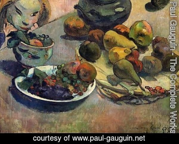 Paul Gauguin - Fruit