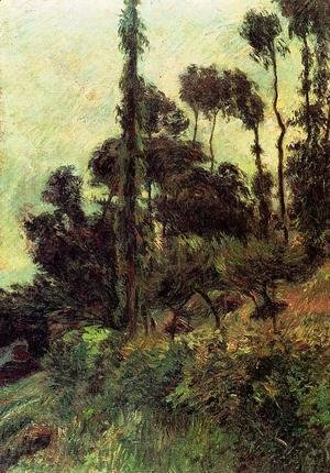 Paul Gauguin - Hillside