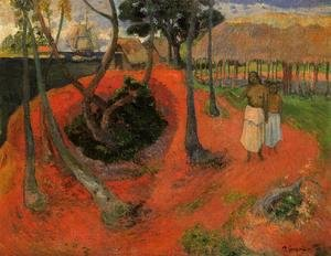 Paul Gauguin - Idyll In Tahiti 2