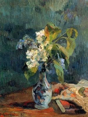 Paul Gauguin - Lilac Bouquet