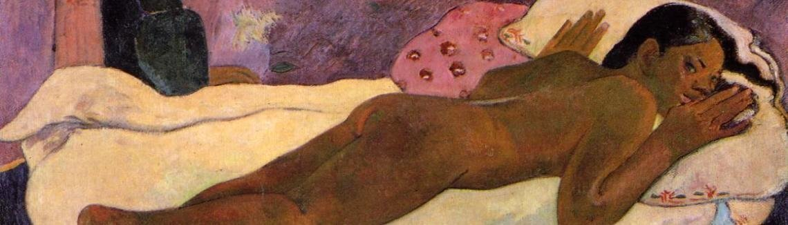 Paul Gauguin - Manao Tupapau Aka Spirit Of The Dead Watching