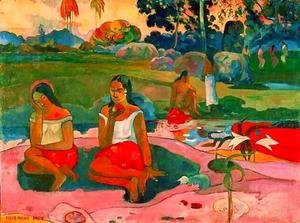 Paul Gauguin - Miraculous Source