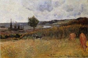 Paul Gauguin - Near Rouen2