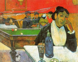 Paul Gauguin - Night Cafe At Arles