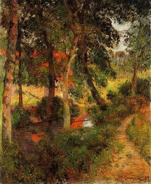 Paul Gauguin - Pere Jeans Path