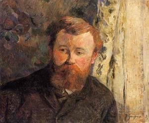 Paul Gauguin - Portrait Of Achille Granchi Taylor