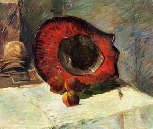 Paul Gauguin - Red Hat