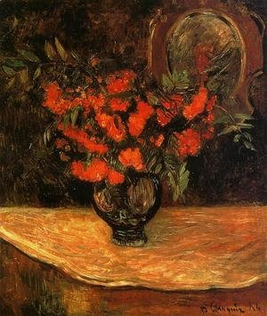 Paul Gauguin - Rowan Bouquet
