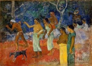 Paul Gauguin - Scenes From Tahitian Live