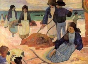 Paul Gauguin - Seaweed Gatherers