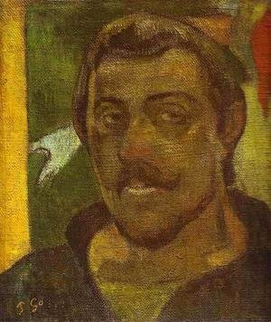 Paul Gauguin - Self Portrait2