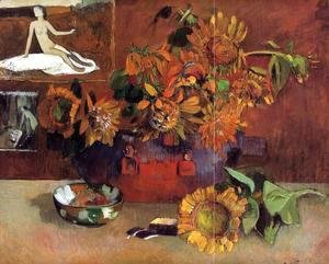 Paul Gauguin - Still Life With L Esperance