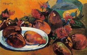 Paul Gauguin - Still Life With Mangoes