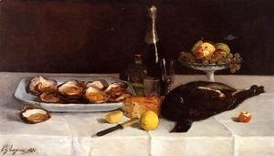 Paul Gauguin - Still Life With Oysters